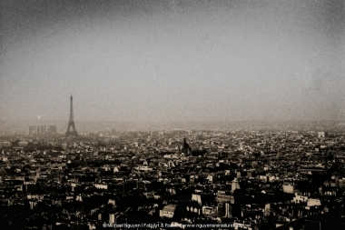 Paris: Evening View