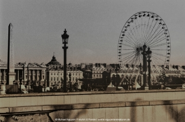 Paris: The wheel