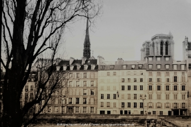 Paris: View from the river