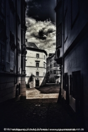 In the alleys of Linz